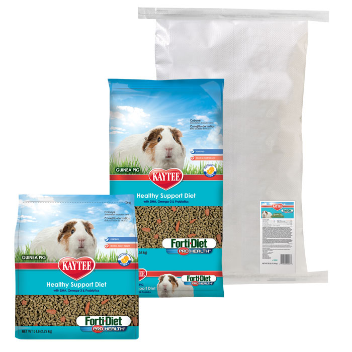 Forti Diet ProHealth Food - Guinea Pig