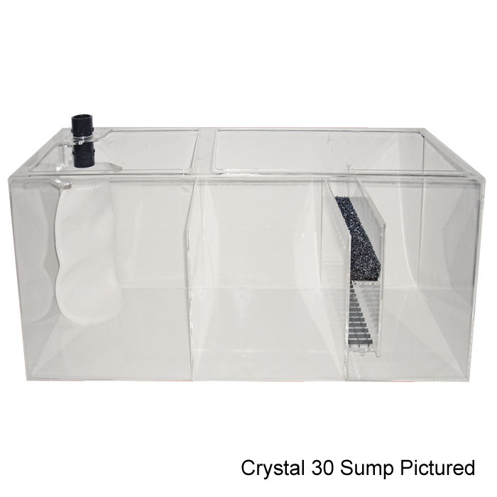 Trigger Systems Crystal Sumps