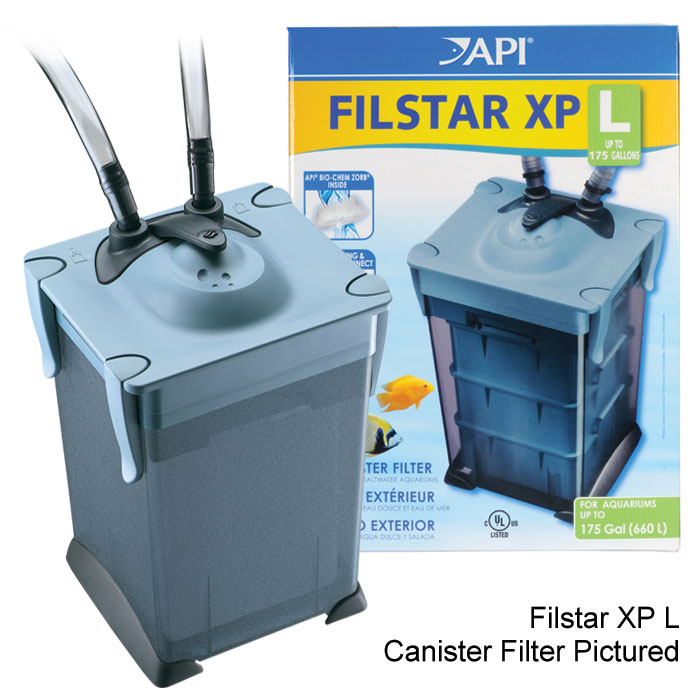 FilStar XP-Series Canister Filters