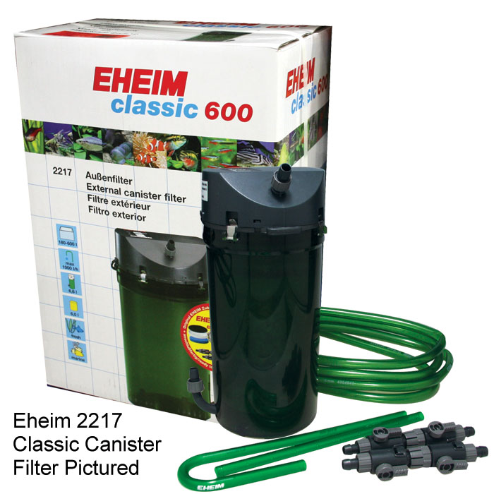 Eheim Classic Plus Canister Filters
