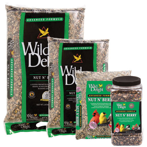 Wild Delight Nut n' Berry Food