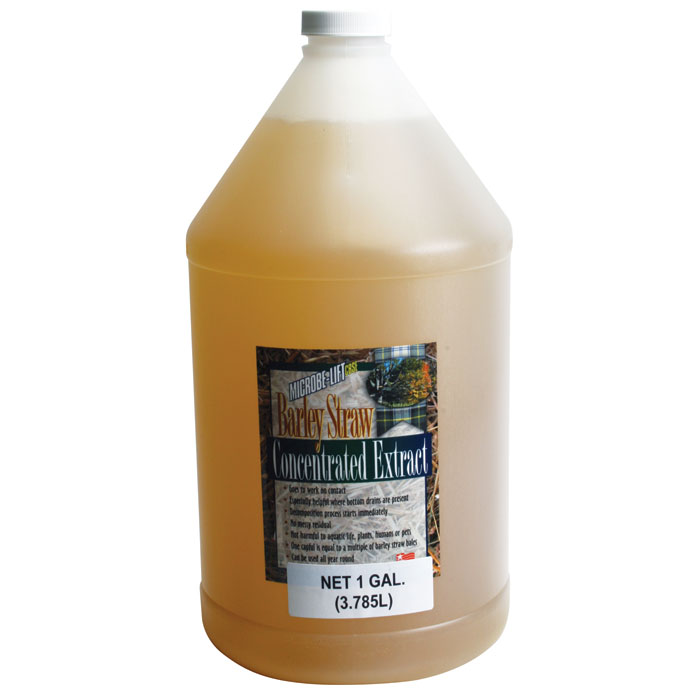 Microbe-Lift Barley Straw Extract - 1 gal.