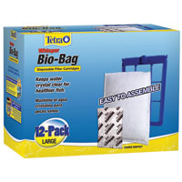 Whisper Bio-Bag Cartridge - Large - 12 pk. - Unassembled
